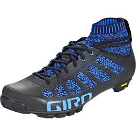 Giro Empire Vr70 Knit Scarpe Uomo, blu/nero